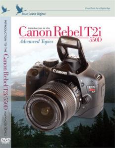 Canon 550D T2i Advanced