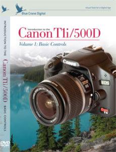 Canon T1i 500F