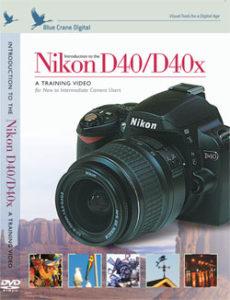 Nikon D40 D40x