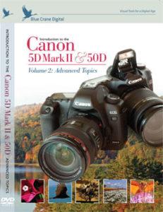 Canon 5D Mark II 2 50D