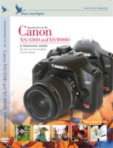 Canon XSi 450D XS 1000D