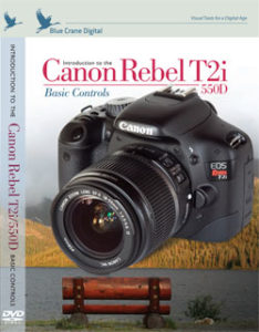 Canon Rebel T2i 550D